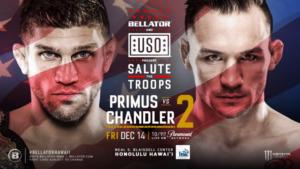 Bellator 212 Poster