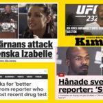 Izabelle Kostic hyllas av Aftonbladet och Expressen