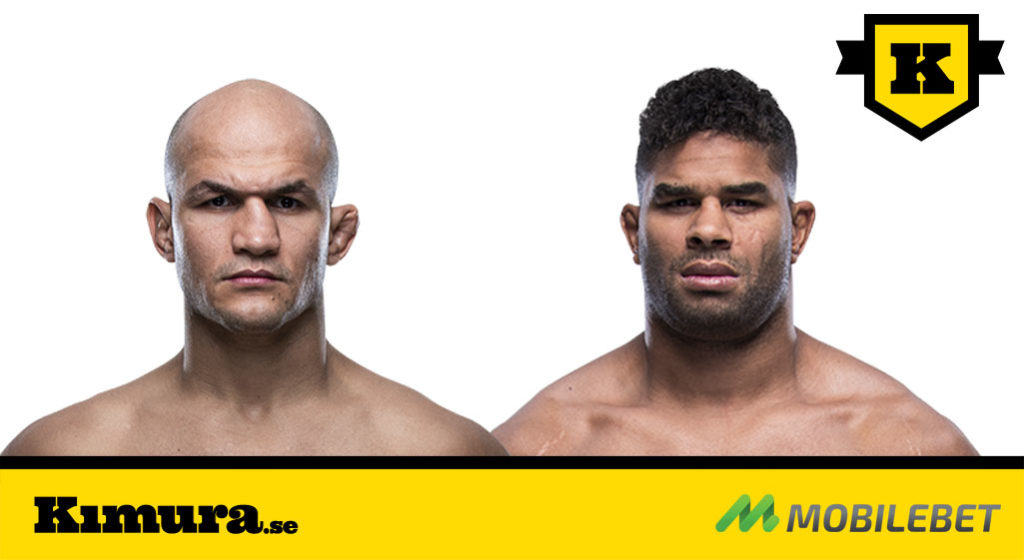 Kimura Matchar Junior dos Santos vs. Alistair Overeem