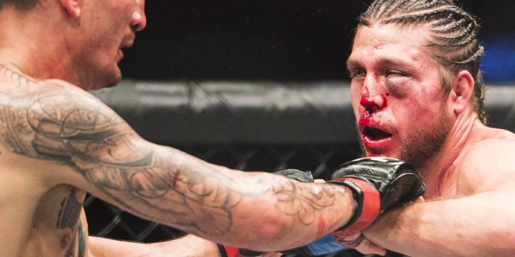 Max Holloway Brian Ortega UFC 231