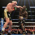 Tyson Fury Deontay Wilder KO