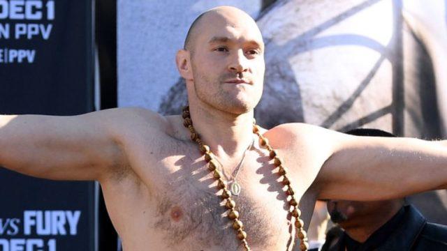 Tyson Fury donerar 93 miljoner kronor