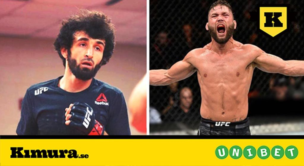 UFC 235 Zabit Magomedsharipov vs Jeremy Stephens