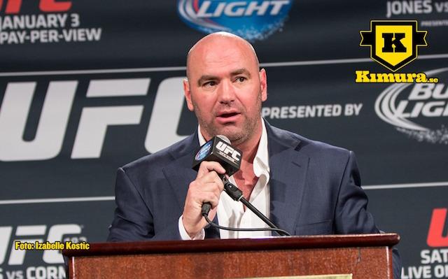 Dana-White presskonferens