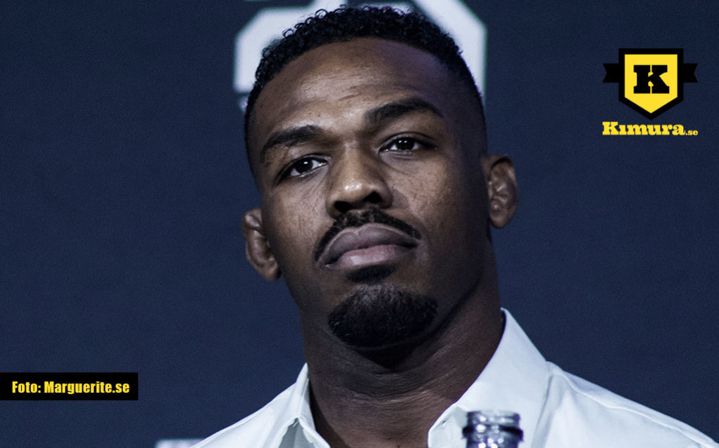 Jon Jones intervju