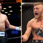 Paulie Malignaggi och Conor McGregor boxningsmatch?
