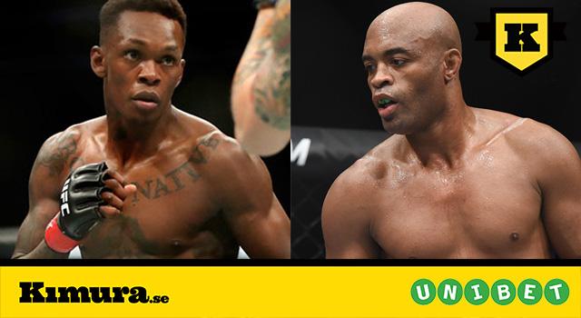 UFC-234-Israel-Adesanya-vs-Anderson-Silva dubbelbild