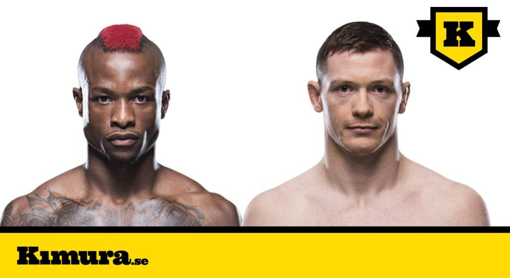 UFC London Marc Diakiese vs Joe Duffy