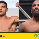 UFC Miami Yoel Romero vs Paulo Costa
