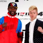 floyd-mayweather tenshin nasukawa press