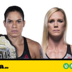 Amanda Nunes vs Holly Holm UFC 239