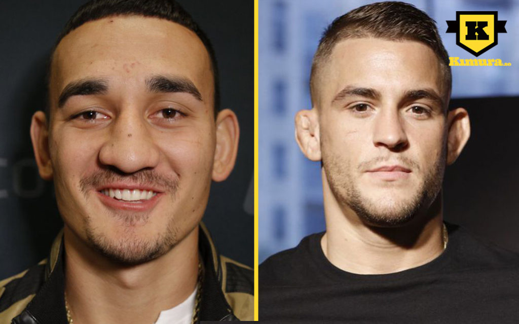 Max Holloway vs Dustin Poirier UFC 236