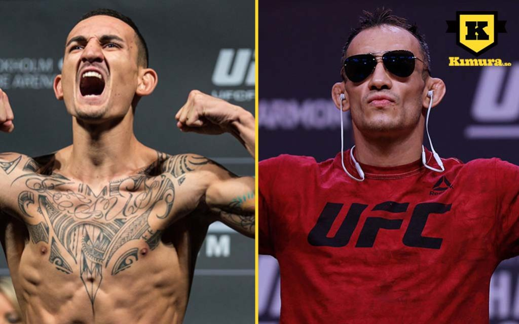 Max Holloway vs Tony Ferguson