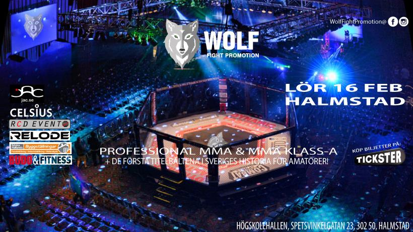 Wolf fight Promotion