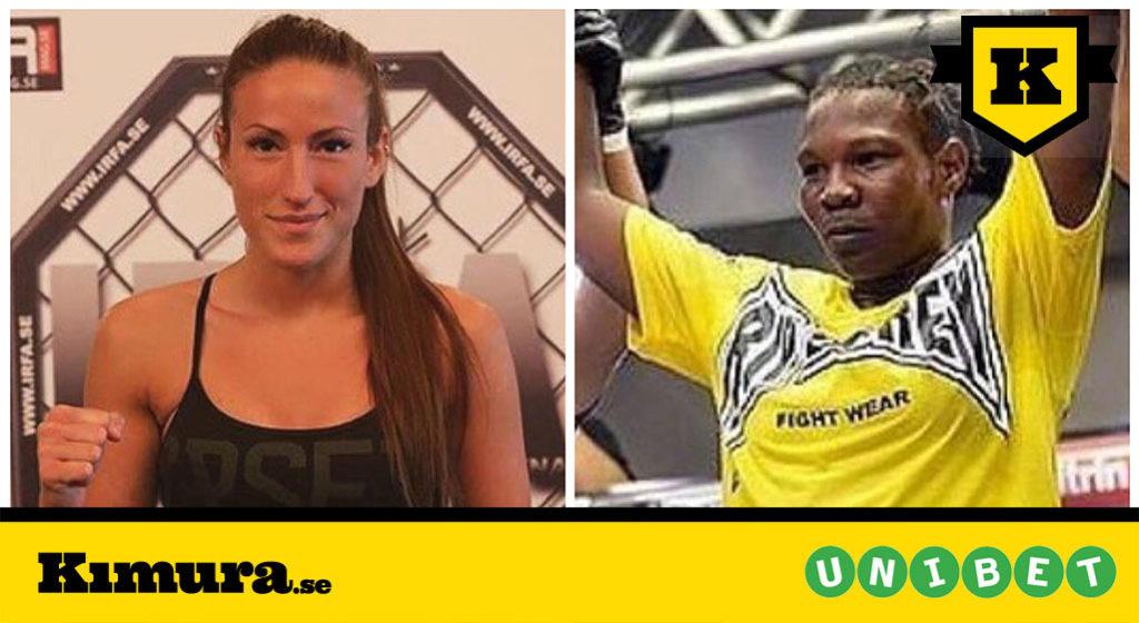 Bea Malecki möter Duda Santana UFC Sverige