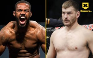 Jon Jones vs Stipe Miocic