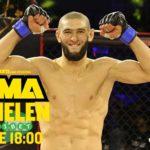 Khamzat MMA-Panelen