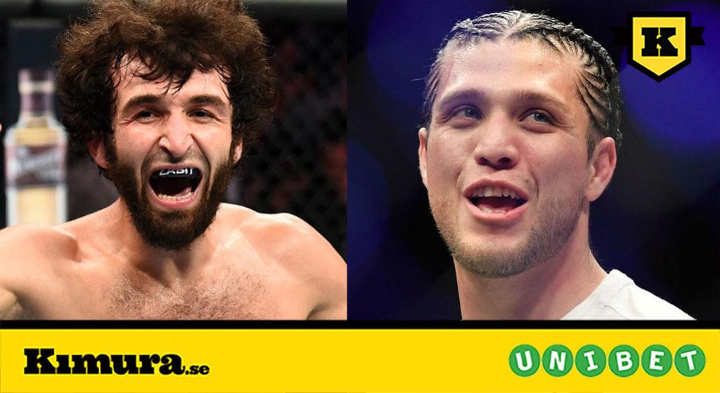 UFC 238 Zabit Magomedsharipov vs Brian Ortega