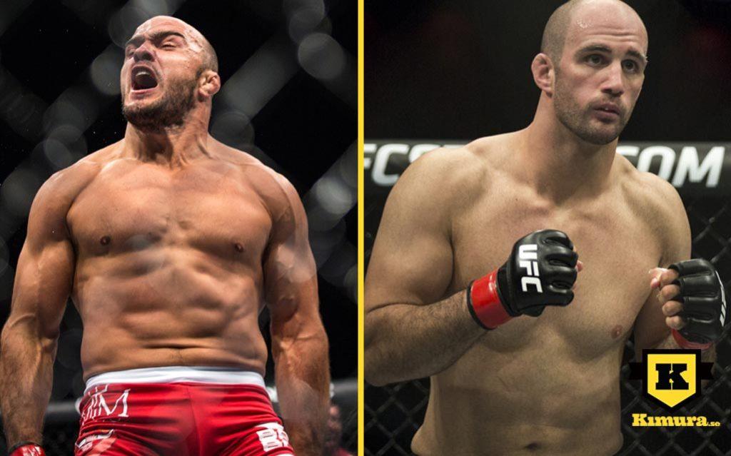 UFC Sverige Ilir Latifi vs Volkan Oezdemir