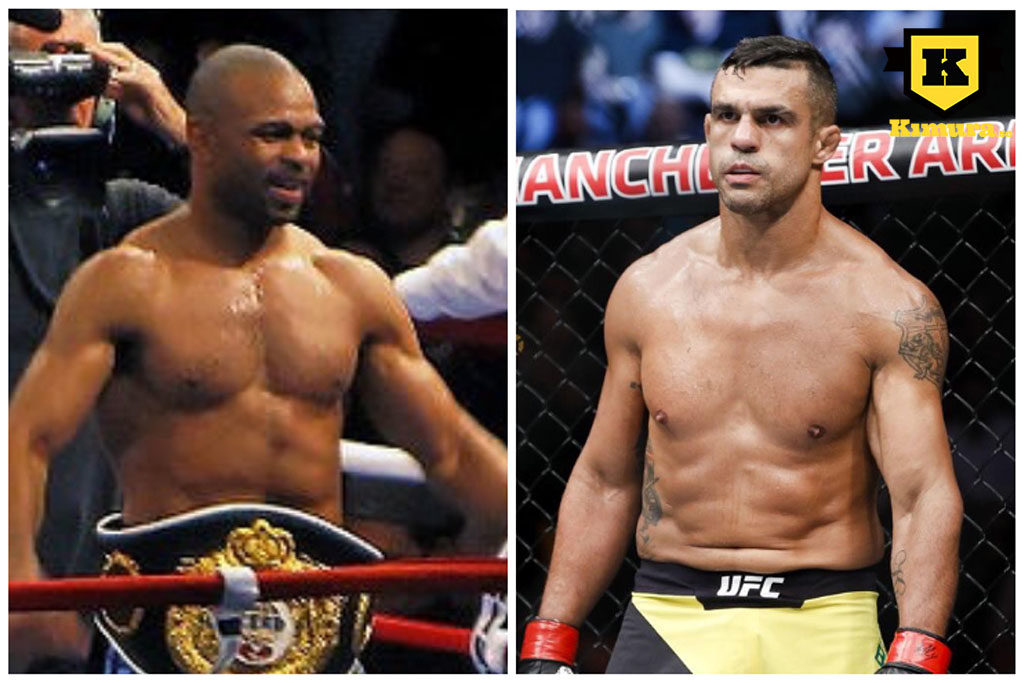 Vitor Belfort vs Roy Jones Jr kan bli av