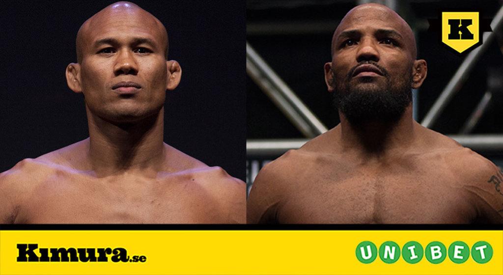 Yoel Romero vs Ronaldo Jacare Souza UFC Espn 3