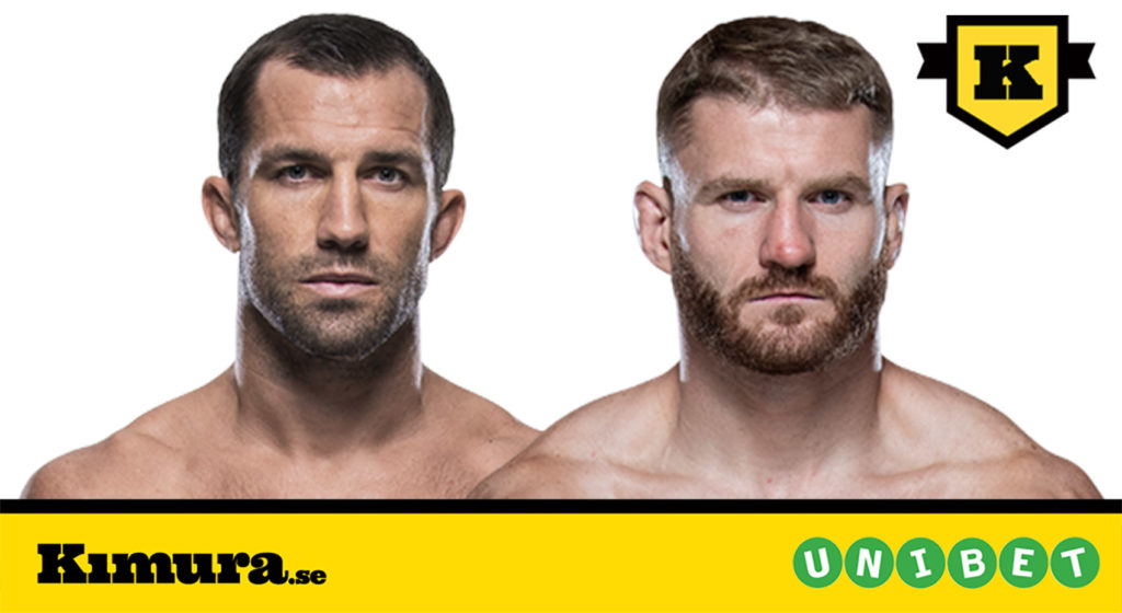 Luke Rockhold vs. Jan Blachowicz UFC 239