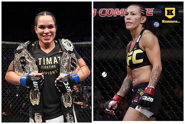 Amanda Nunes vs Cris Cyborg Rematch