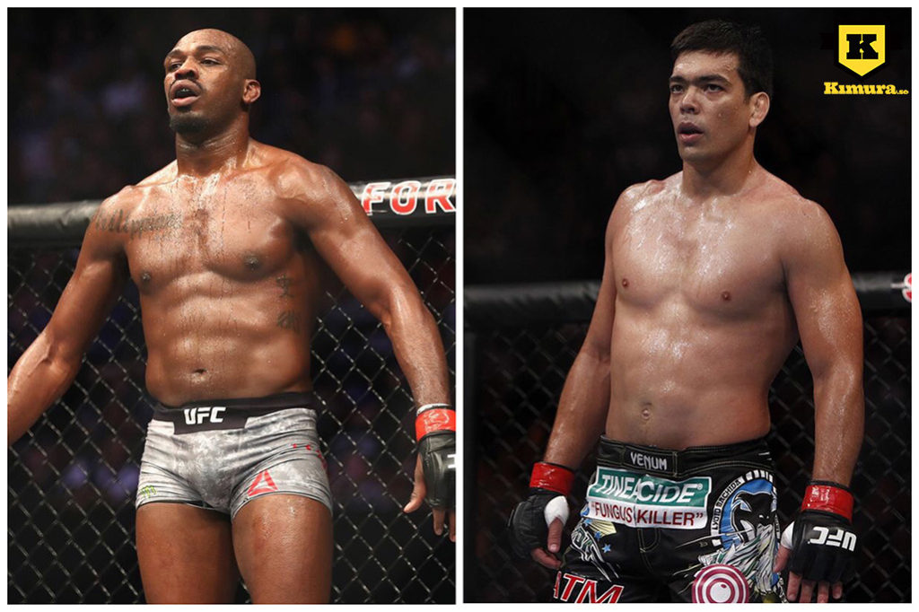 Jon Jones Lyoto Machida