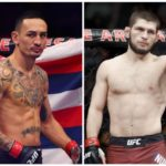 Khabib Nurmagomedov vs Max Holloway