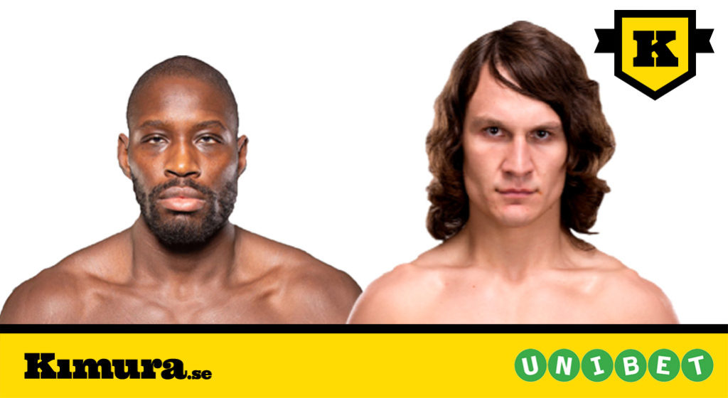Sadibou Sy vs David Michaud PFL 1 2019