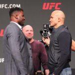 francis ngannou junior dos santos UFC on ESPN 3