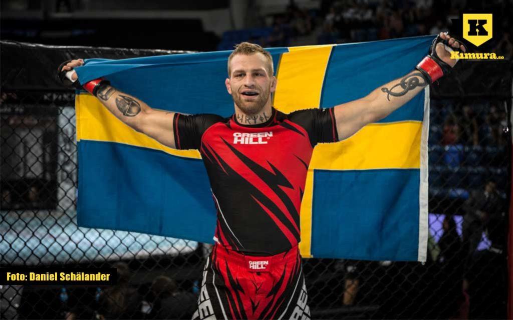 Andreas Gustafsson vinner