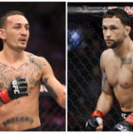 Max Holloway vs Frankie Edgar om titeln