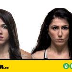 Randa Markos vs Claudia Gadelha UFC 239