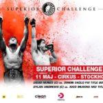Superior Challenge 19 matchkort