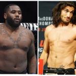 Elias Theodorou Justin Willis sparkade av UFC