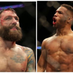 Kevin Lee vs Michael Chiesa rematch