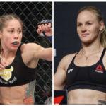 Liz Carmouche vs Valentina Shevchenko UFC