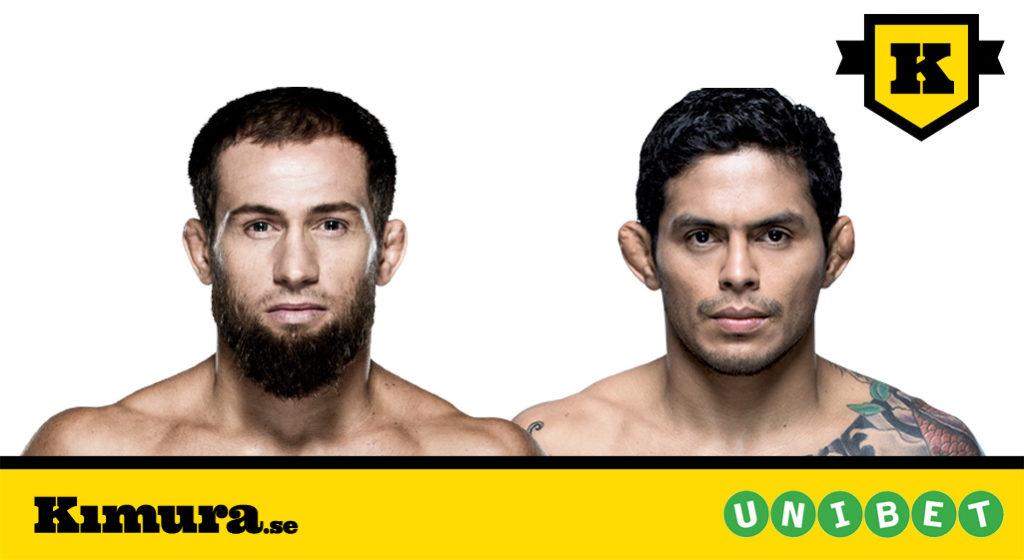 Mairbek Taisumov vs Diego Ferreira UFC 242