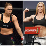 Ronda Rousey vs Holly Holm UFC 193