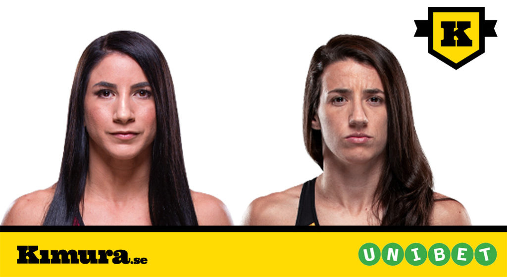 tecia torres vs marina rodriguez UFC Montevideo