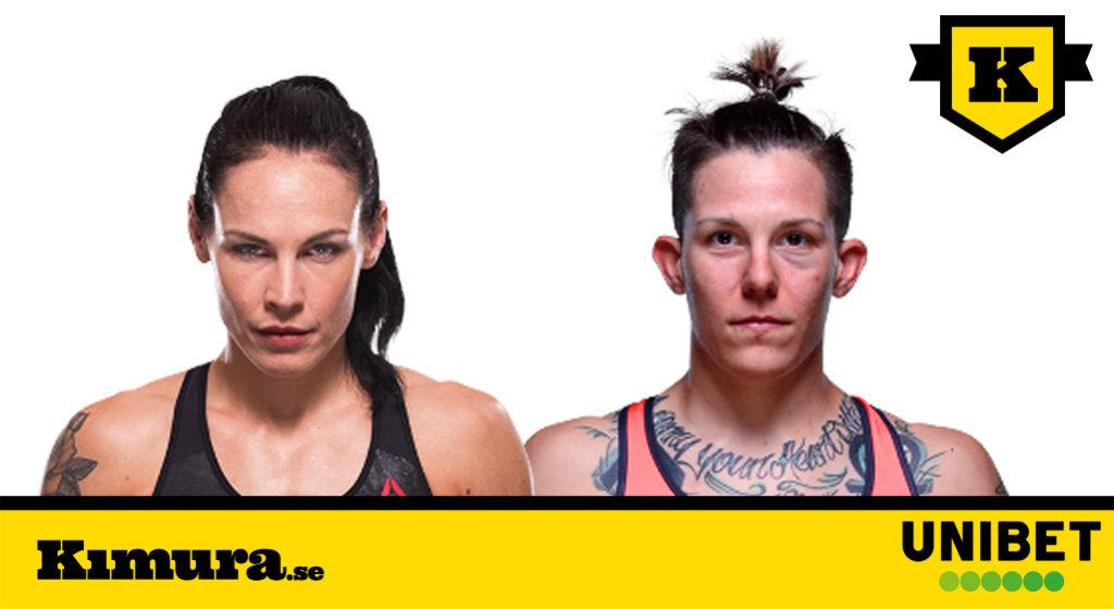 Lina Länsberg vs Macy Chiasson UFC Köpenhamn