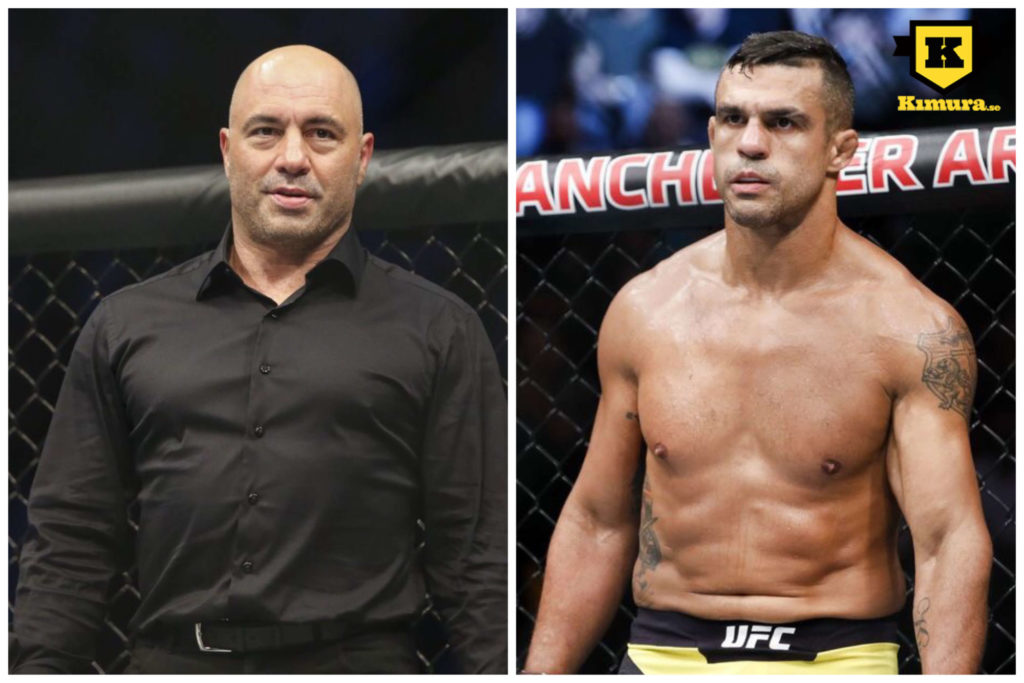 ONE Vitor Belfort Joe Rogan