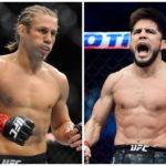 UFC Urijah Faber vs Henry Cejudo