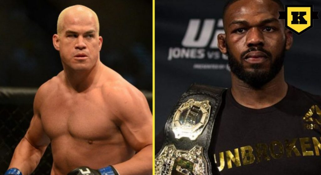 Tito Ortiz, Jon Jones