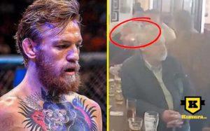 Conor McGregor ber om ursäkt för pub bråket