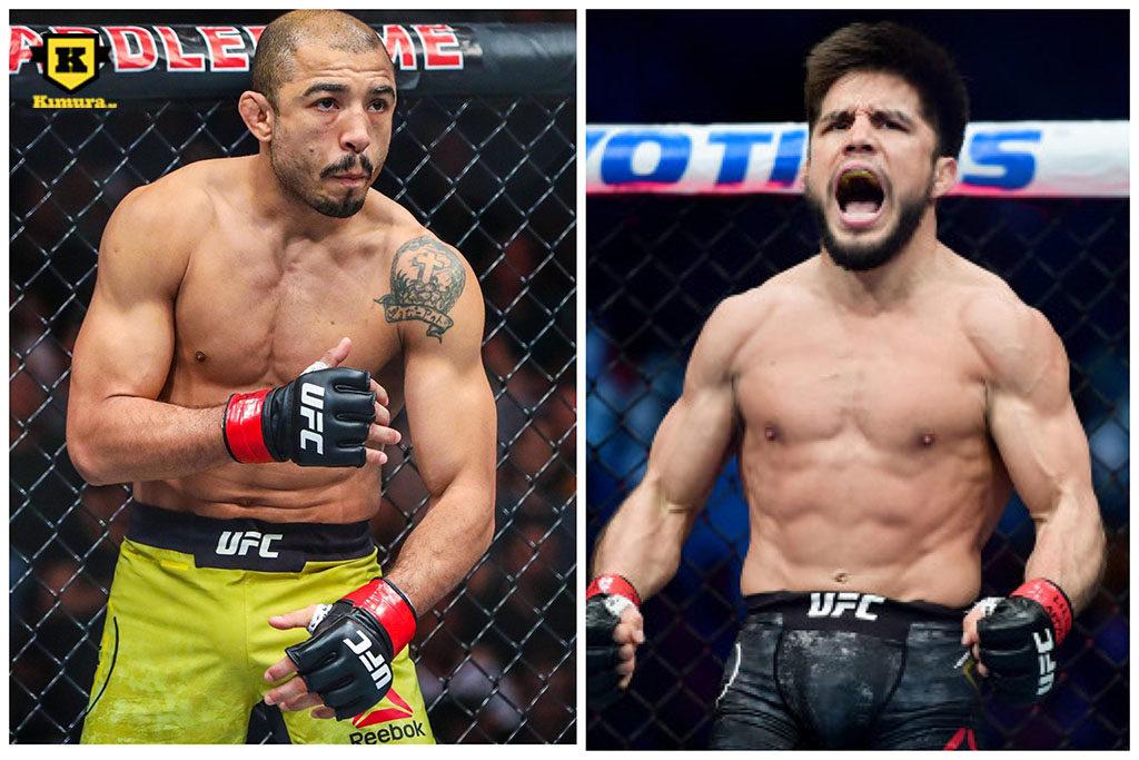 Henry Cejudo vs Jose Aldo