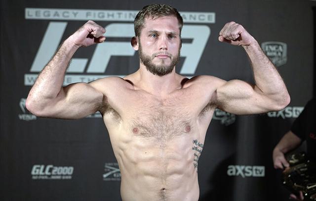 Bobby Moffett UFC