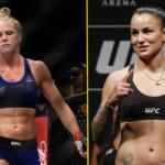 Holly Holm Raquel Pennington UFC