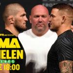 MMA-Panelen inför UFC 242